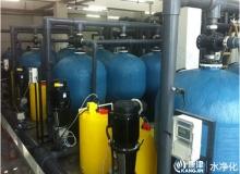 泳池水过滤工程,循环水过滤系统 25-40吨/每小时