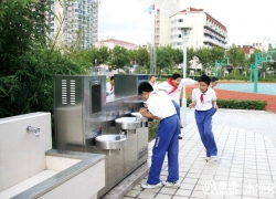 公共饮水台 广场公共饮水平台 校园公共饮水平台