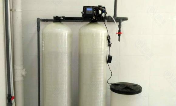 锅炉软水器,锅炉软化水装置,离子交换器,锅炉软化水设备康津KJ-KF/E2-400(美国富莱克控制阀9100)