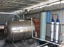 农村井水净化ManBetX客户端 每小时1吨净化水ManBetX客户端