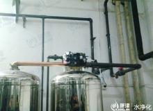 食品厂锅炉万博体育manbetx3.0ManBetX客户端  美国福来克Fleck  9500 控制系统 一用一备交替再生