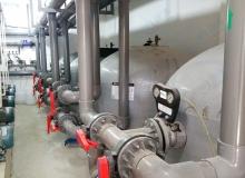 泳池水净化工程 泳池水循环过滤加药系统