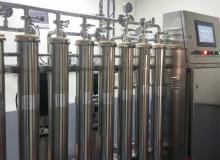 江滨医院医院血液透析ManBetX客户端0.9T双级反渗透纯化水ManBetX客户端