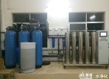 防城港中医医院纯水工程 产水量为1.8m3 /h