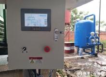 石英砂过滤器 冷却水 过滤循环净化系统