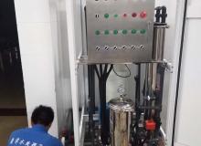 超滤净水ManBetX客户端 每小时1吨超滤净水ManBetX客户端