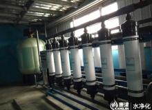 食品厂每小时20吨净水ManBetX客户端