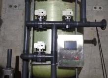 农村净化水ManBetX客户端 35m³/小时,多介质净化水ManBetX客户端,井水净化器 压力式净水ManBetX客户端