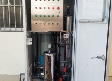 伶俐镇王京小学厨房中央净水机,1吨超滤超滤净水ManBetX客户端