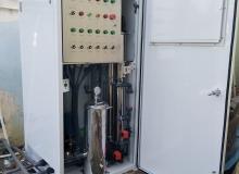 伶俐镇汶水小学,厨房中央净水机,超滤净水ManBetX客户端