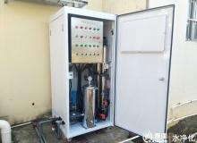 定西小学 ,厨房中央净水机,每小时1吨超滤净水ManBetX客户端