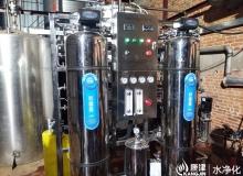 廖平糖厂 净水ManBetX客户端 直饮水ManBetX客户端 每小时1吨反渗透净水ManBetX客户端