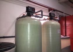 软水ManBetX客户端, 出水量:18-25m³/h