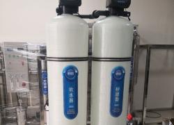 井水过滤ManBetX客户端 一体式净化ManBetX客户端4吨/每小时