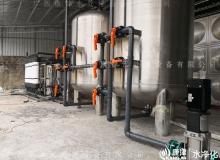 每小时20吨超滤净水ManBetX客户端