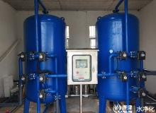 农村饮水压力式净化过滤系统