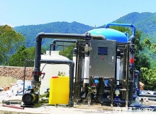 水厂每小时60吨超滤净水ManBetX客户端