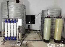 农村4吨超滤净水ManBetX客户端
