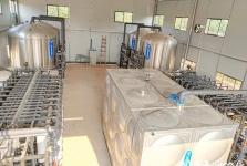 水厂每小时120吨超滤净水ManBetX客户端