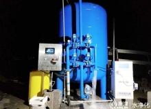 农村井水压力式净水消毒ManBetX客户端