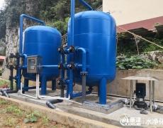 人饮工程-压力式净水ManBetX客户端 50吨/小时