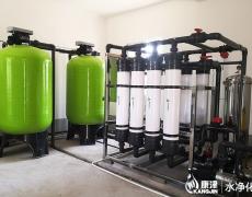 人饮工程-超滤净水ManBetX客户端